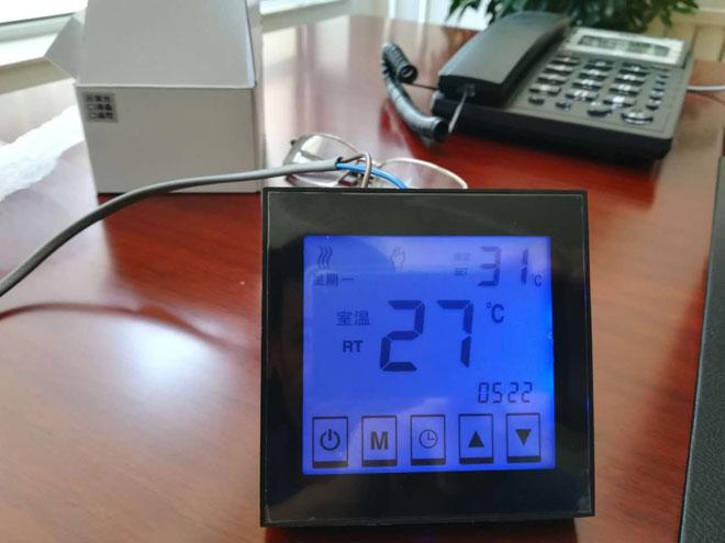 什么是智能控溫器的雙溫雙控、外控、內控?